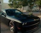 Dodge Challenger SRT Black Car in NCIS Los Angeles Season 11 Episode 12 Groundwork (3)