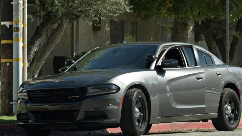 "Dodge Charger Car in S.W.A.T. Season 3 Episode 12 ""Good Cop"" (2020) TV Show"