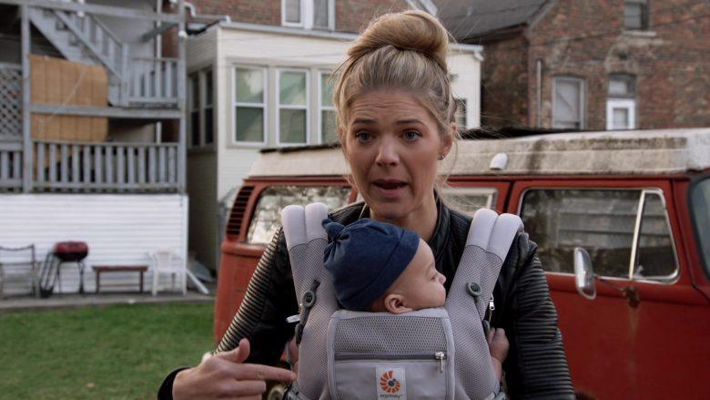 Ergobaby Baby Carrier in Shameless Season 10 Episode 9 O Captain, My Captain (2020)