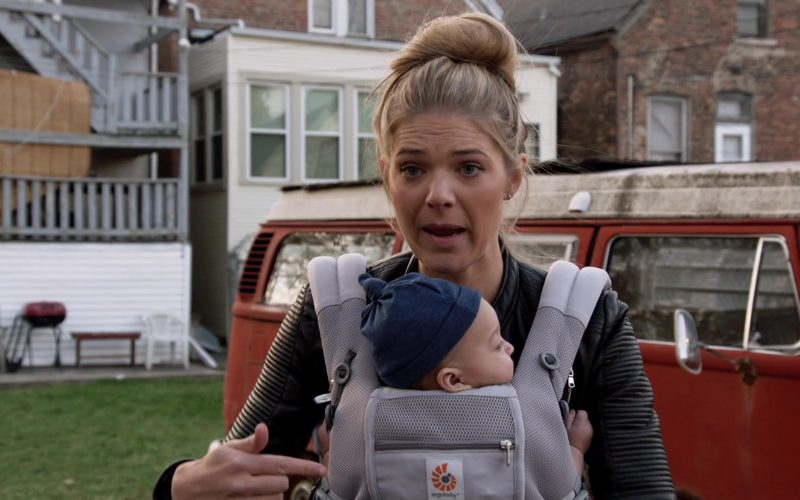 Ergobaby Baby Carrier in Shameless Season 10 Episode 9 O Captain, My Captain (2020)