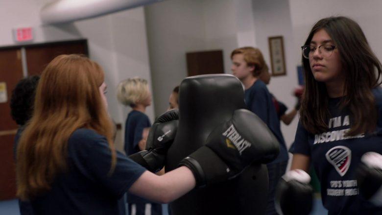 Everlast Boxing Gloves in Shameless Season 10 Episode 9 O Captain, My Captain (2020)