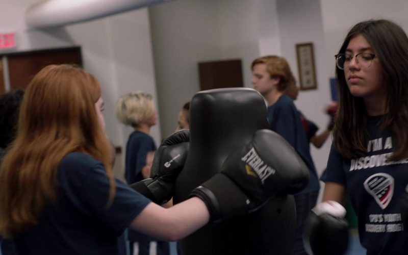 Everlast Boxing Gloves in Shameless Season 10 Episode 9 O Captain, My Captain (2020)