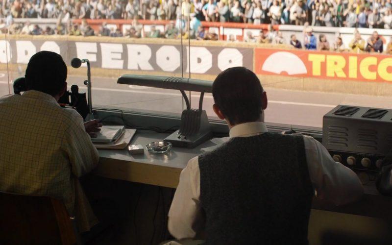 Ferodo and Trico in Ford v Ferrari (2019)