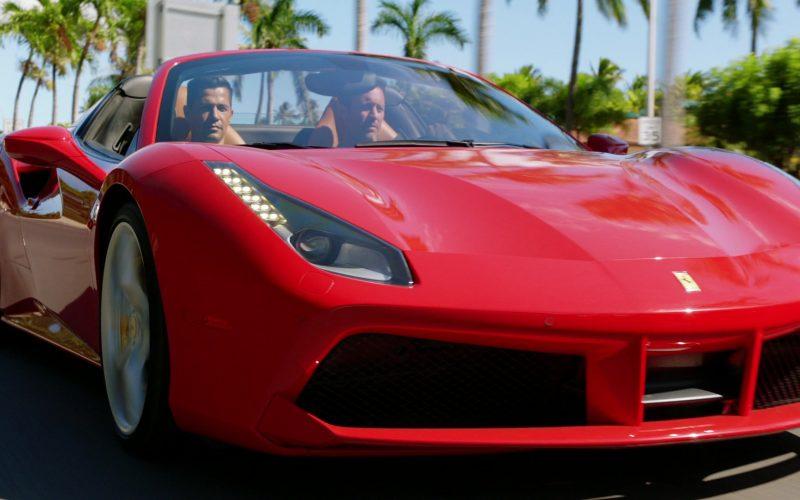 Ferrari Sports Car (4)