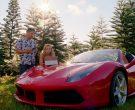 Ferrari Sports Car in Magnum P.I. Season 2 Episode 12 Desperate Measures (2)