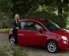 Fiat 500 Red Car in Shameless Season 10 Episode 10 Now Leaving Illinois (2)