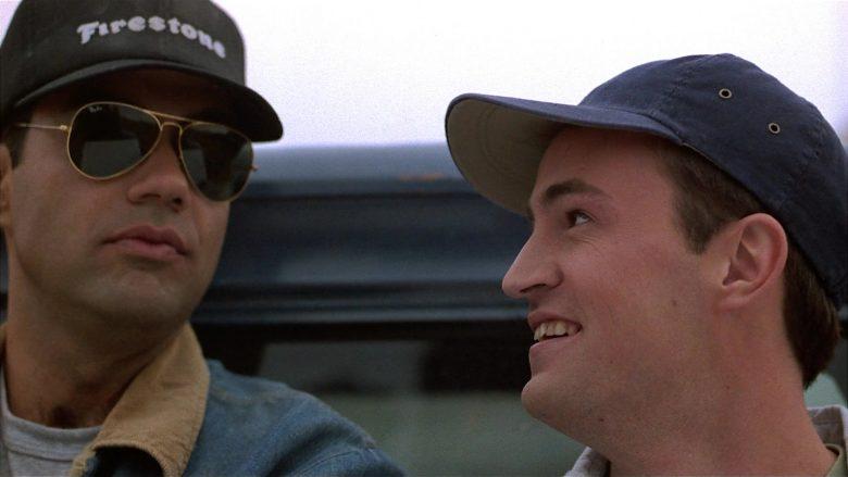 Firestone Cap and Ray-Ban Aviator Sunglasses in Fools Rush In (3)