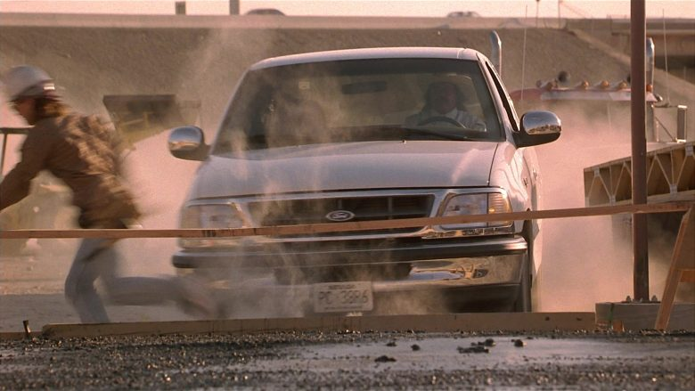 Ford F-150 Car in Fools Rush In (1997) - Movie Product Placement