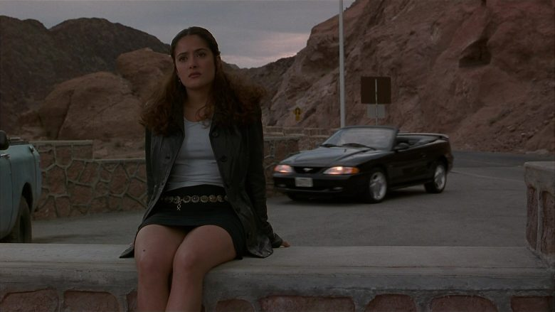 Ford Mustang Convertible Car Used by Matthew Perry as Alex Whitman in Fools Rush In (5)
