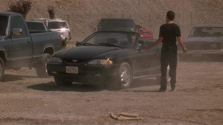 Ford Mustang Convertible Car Used by Matthew Perry as Alex Whitman in Fools Rush In (7)