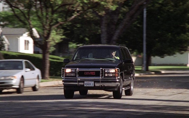 GMC Yukon SUV in Good Burger (1997)