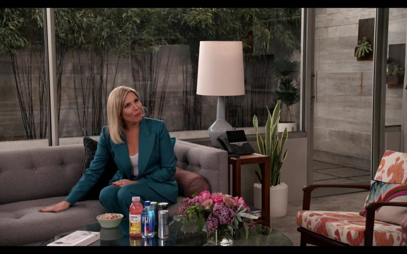 Glaceau Vitaminwater Zero, Fiji Water, Red Bull Energy Drink in Grace and Frankie Season 6 Episode 6 The Bad Hearer (2020)
