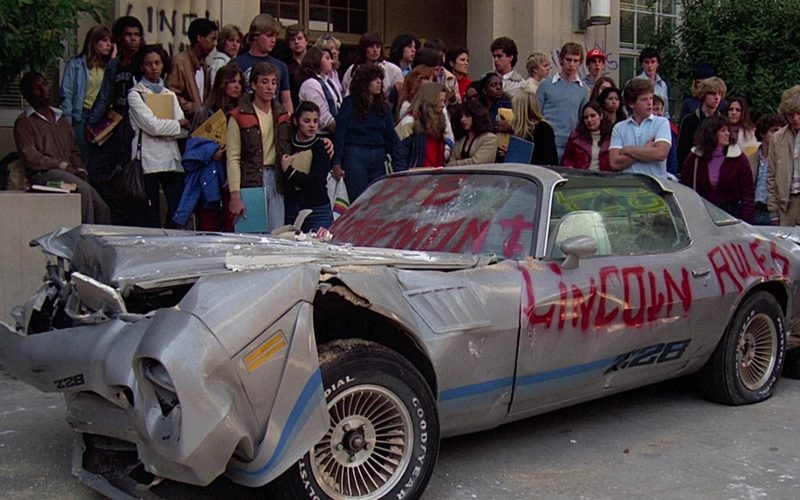 Goodyear Tires in Fast Times at Ridgemont High (1982)