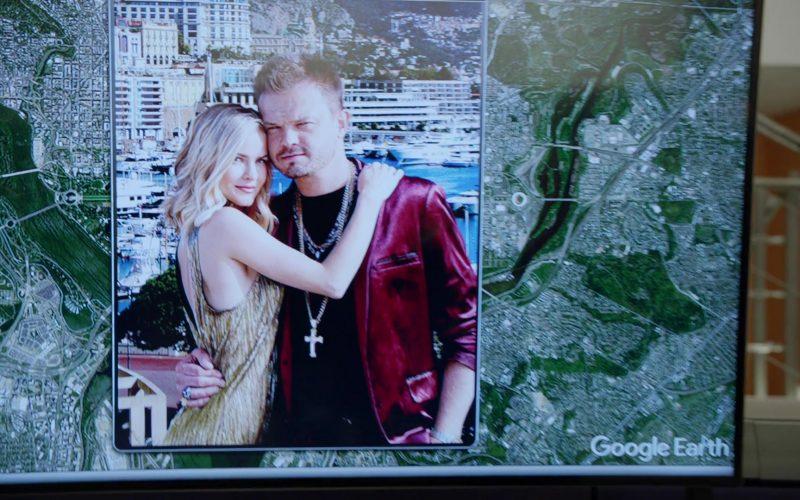 Google Earth in NCIS Season 17 Episode 14 (2020)