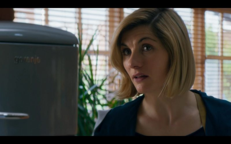 Gorenje Refrigerator in Doctor Who Season 12 Episode 5 (1)