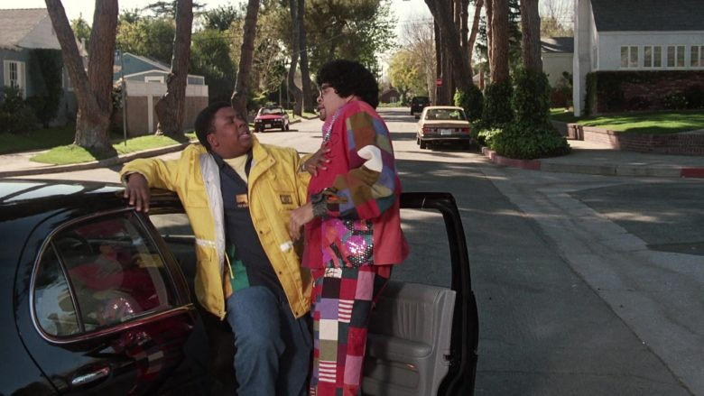 Guess Jeans Yellow Jacket Worn by Kenan Thompson as Dexter Reed in Good Burger (1997) Movie
