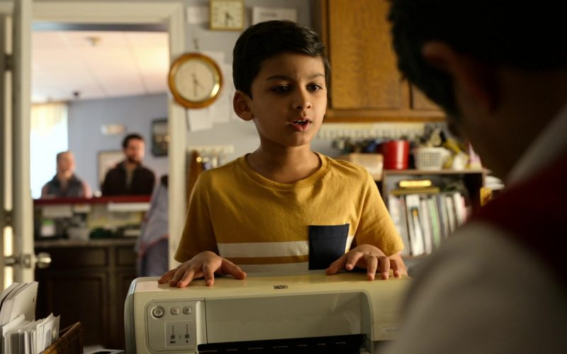 HP Printer in Little America Season 1 Episode 1 The Manager (2020)