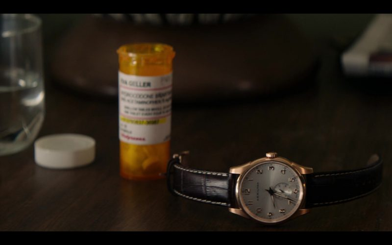 Hamilton Watch Used by Michelle Monaghan as Eva Geller in Messiah Season 1 Episode 5 So That Seeing They May Not See