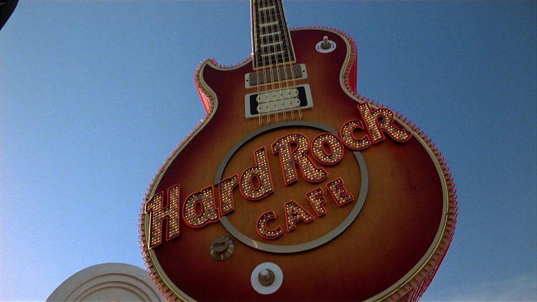 Hard Rock Cafe Restaurant in Fools Rush In 1997 (2)