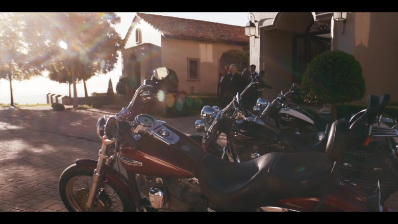 Harley-Davidson Motorcycles in Doctor Who Season 12 Episode 1 Spyfall, Part 1 (1)