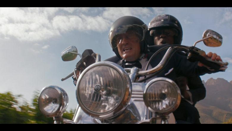 Harley-Davidson Motorcycles in Doctor Who Season 12 Episode 1 Spyfall, Part 1 (2)