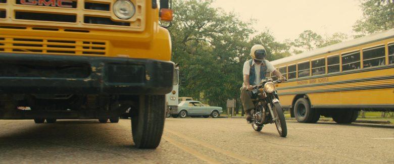 Honda Motorcycle Used by Mike Epps as Dwayne Boudraux in Troop Zero (2020) Movie