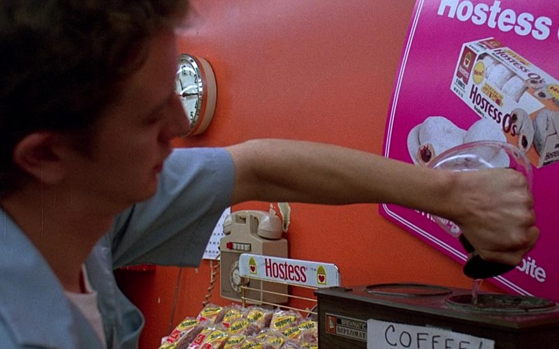 Hostess Snacks in Fast Times at Ridgemont High (1)