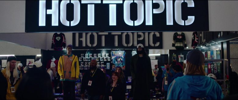 Hot Topic Store in Jay and Silent Bob Reboot (1)