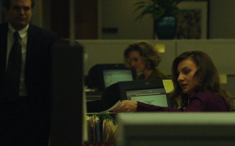 IBM Monitor in Dark Waters (2019)