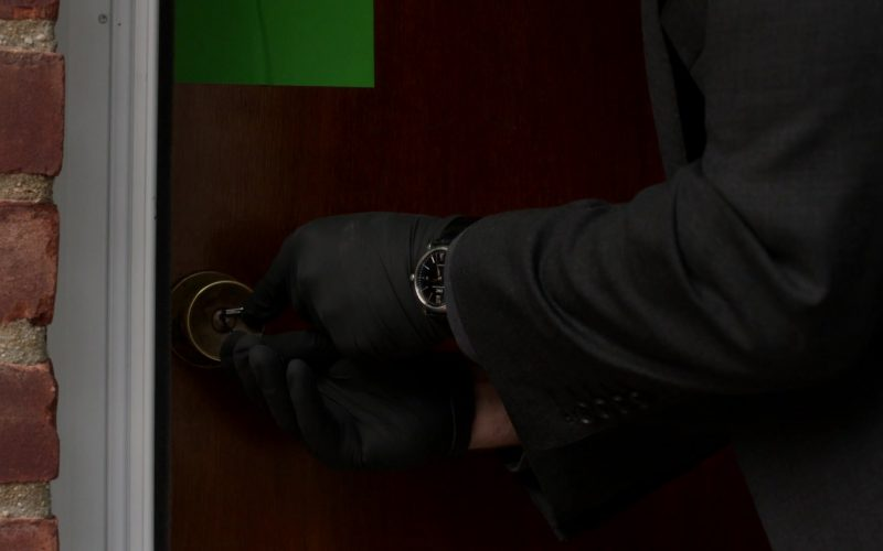 IWC Watch Worn by Liev Schreiber in Ray Donovan Season 7 Episode 8 Passport and a Gun (2020)
