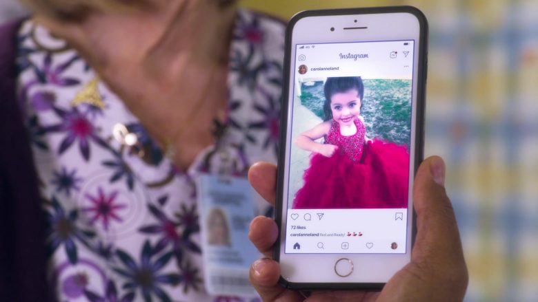 """Instagram Social Network in AJ and the Queen Season 1 Episode 8 """"Baton Rouge"""" (2020) - TV Show Product Placement"""