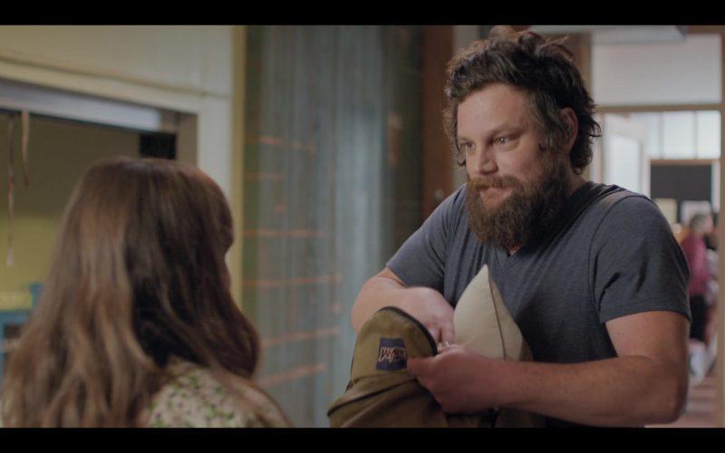 JanSport Backpack in Shrill Season 2 Episode 8 (2020)