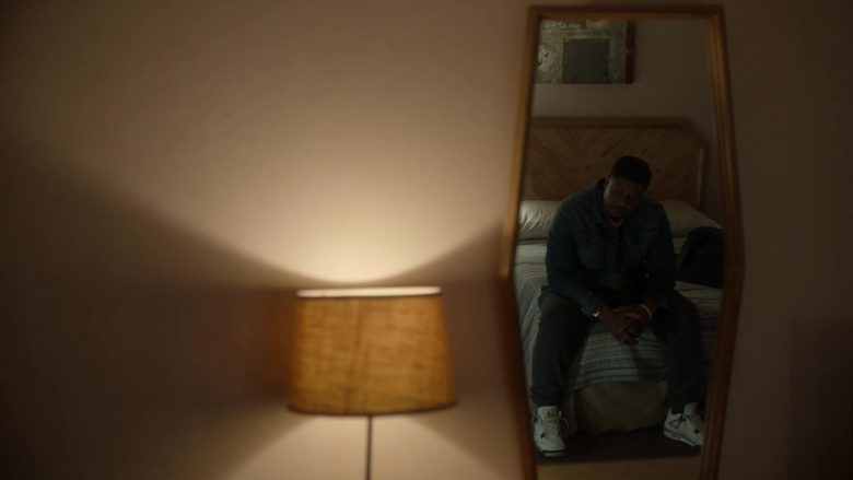 """Jordan Shoes Worn by Pooch Hall as Daryll in Ray Donovan Season 7 Episode 10 """"You'll Never Walk Alone"""" (2020) TV Show"""