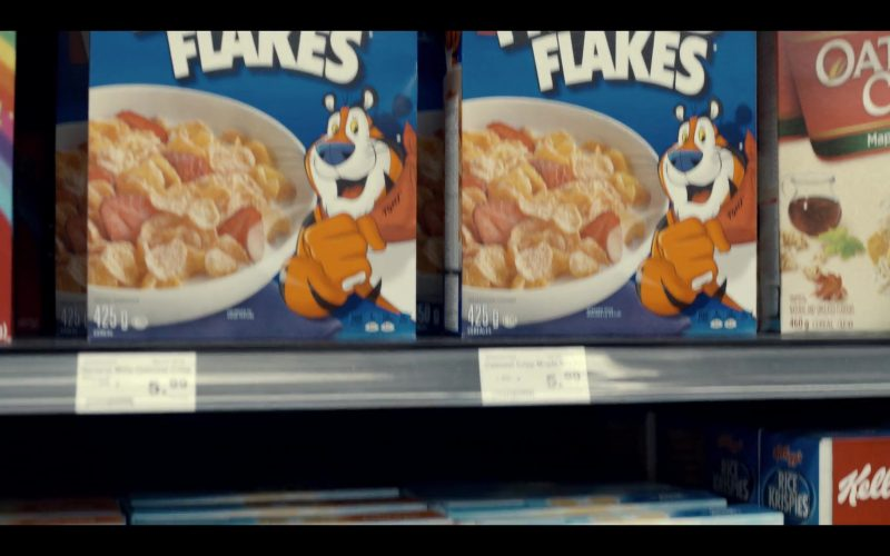 Kellogg's Cereals in Spinning Out Season 1 Episode 4 Keep Pinecrest Wild (1)