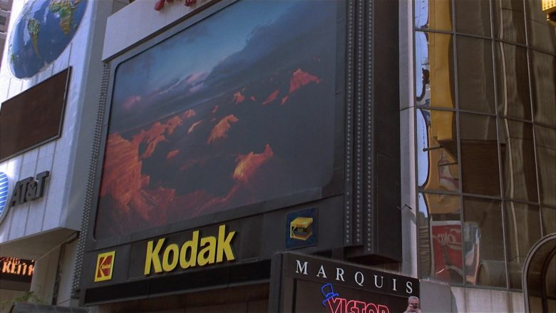 Kodak in Fools Rush In (1997) - Movie Product Placement