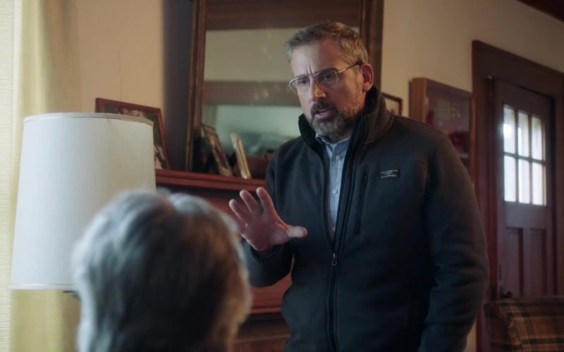 L.L.Bean Jacket Worn by Steve Carell in Irresistible 2020 Movie (1)