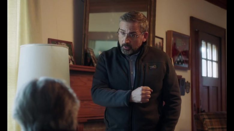 L.L.Bean Jacket Worn by Steve Carell in Irresistible (2020) Movie