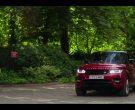 Land Rover Range Rover Red Car in The Stranger Episode 5 (3)