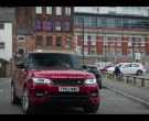 Land Rover Range Rover Sport Red Car in The Stranger Episode...