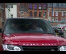 Land Rover Range Rover Red Car in The Stranger Episode 5 (7)