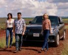 Land Rover Range Rover Sport Car in Magnum P.I. Season 2 Episode 12 Desperate Measures (1)