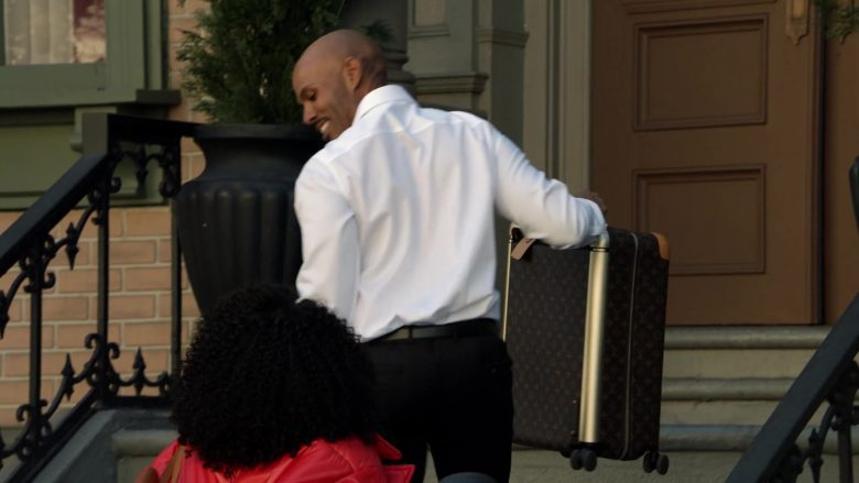 Louis Vuitton Luggage in All Rise Season 1 Episode 13 What the Bailiff Saw (1)