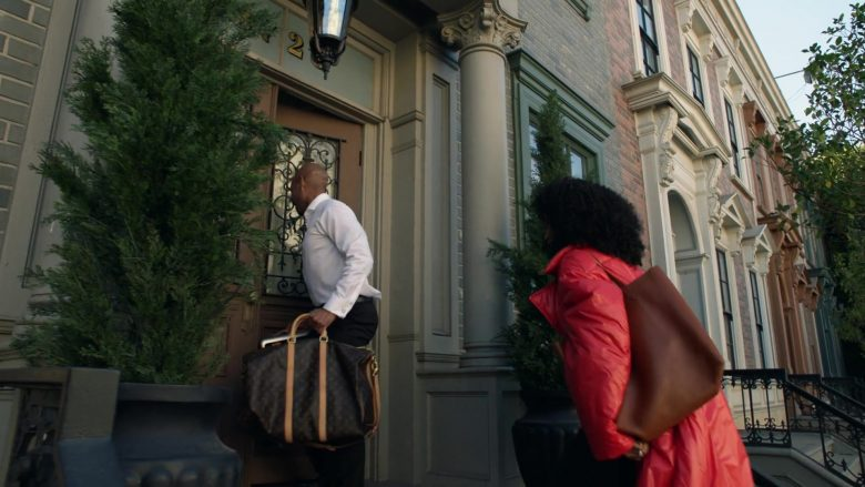 Louis Vuitton Luggage in All Rise Season 1 Episode 13 What the Bailiff Saw (3)
