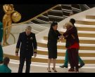 Louis Vuitton Sneakers Worn by Josh Gad as Herman Judd in Avenue 5 Season 1 Episode 1 I Was Flying (2)