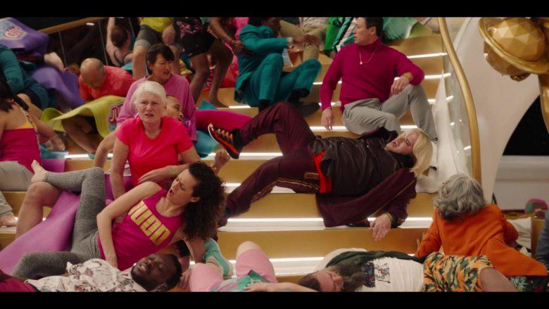 Louis Vuitton Sneakers Worn by Josh Gad as Herman Judd in Avenue 5 Season 1 Episode 1 I Was Flying (3)