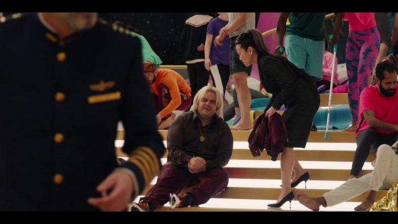 Louis Vuitton Sneakers Worn by Josh Gad as Herman Judd in Avenue 5 Season 1 Episode 1 I Was Flying (4)