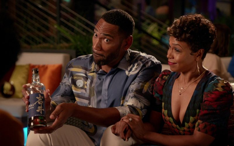 Mars Iwai Whisky in Black-ish Season 6 Episode 13 Kid Life Crisis (2020)