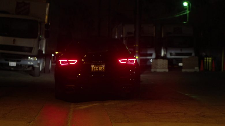 Maserati Ghibli Black Car Used by Natalia Guslistaya in Acceleration Movie (13)