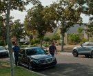 Mercedes-Benz Black Car in NCIS Los Angeles Season 11 Episode 13 High Society 2020 TV Show (1)