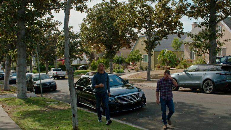 Mercedes-Benz Black Car in NCIS Los Angeles Season 11 Episode 13 High Society 2020 TV Show (2)
